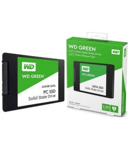 اس اس دی وسترن دیجیتال مدل Green PC WDS120G2G0A