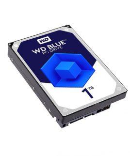 هاردديسک اينترنال وسترن ديجيتال مدل Blue WD10EZEX ظرفيت 1 ترابايت