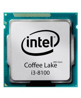 Intel Corei3 8100