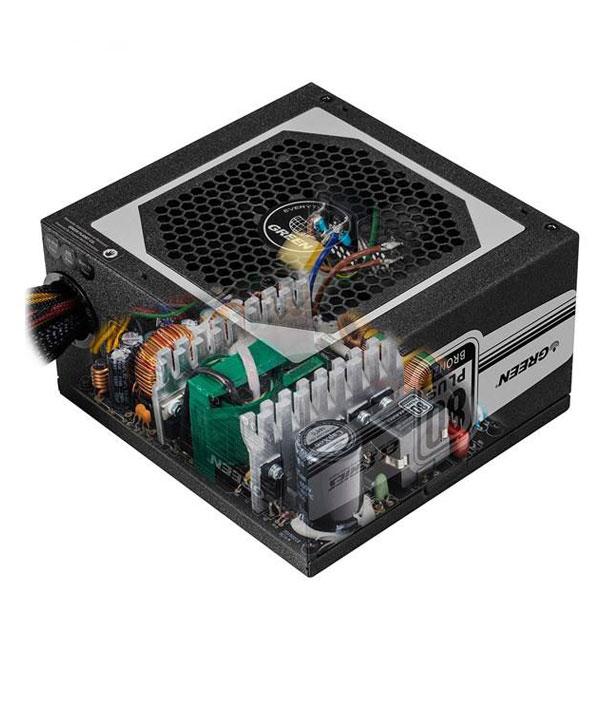 منبع تغذیه کامپیوتر گرین مدل Green GP480A-ES