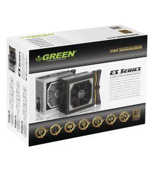 منبع تغذیه کامپیوتر گرین مدل Green GP430A-ES