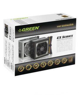 منبع تغذیه کامپیوتر گرین مدل Green GP580A-ES