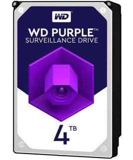 Western Digital Purple WD40PURZ Internal Hard Disk 4TB